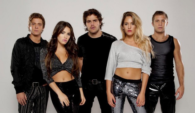 Ltimos Shows De Los Teenangels Gente Del Espectaculo